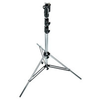 Manfrotto Stativ Heavy Duty Silber-21