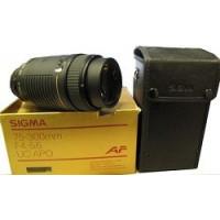 Sigma 4,0 5,6 75 300MM AF APO Objektiv-21