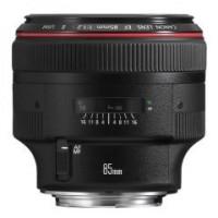 Canon EF 85mm f/1.2 L USM II Lens, 1056B005-21