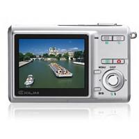 Casio EXILIM EX-Z60 Digitalkamera (6 Megapixel) silber-22