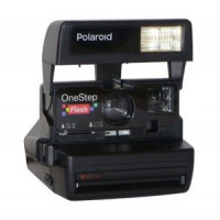 Polaroid OneStep Flash (600-Serie) Sofortbildkamera-21