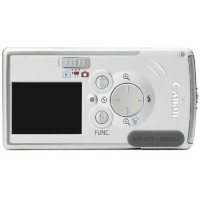 Canon Digital IXUS i Digitalkamera (4,0 Megapixel) in Platinum Silber-21