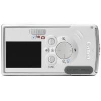 Canon Digital IXUS i Digitalkamera (4,0 Megapixel) in Platinum Silber-21