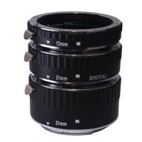 Dörr 323016 Zwischenringsatz (13/21/31 mm) mit Pentax K-Bajonett für digitale/analoge AF/MF Kamera-21