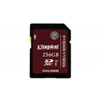 Kingston SDA3/256GB SDHC/SDXC 256GB Ultra High-Speed Class 3 Speicherkarte-22