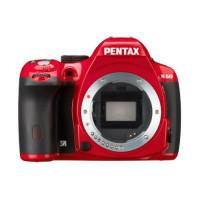 Pentax K 50 SLR-Digitalkamera (16 Megapixel, APS-C CMOS Sensor, 1080p, Full HD, 7,6 cm (3 Zoll) Display, Bildstabilisator) rot (nur Gehäuse)-22