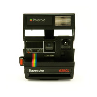 Polaroid 635 CL Supercolor Sofortbildkamera-21
