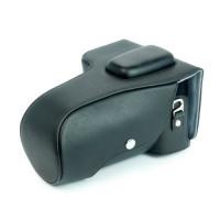 MegaGear Schwarz Kameratasche für Nikon D5300 Kamera mit 18-55mm 18-135mm 18-200mm Objektiv-22