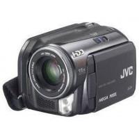 JVC GZ-MG 40 Camcorder schwarz/silber-21