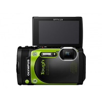 Olympus TG-870 Digitalkamera (16 Megapixel, BSI CMOS-Sensor, 7,6 cm (3 Zoll) TFT LCD-Display, 21 mm Weitwinkelobjektiv, 5-fach Zoom, WiFi, Full HD, wasserdicht bis 15 m) grün-22