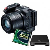 Kit Camcorder Canon XC10 + 1 Speicherkarte CFast WISE 128 GB + Speicherkartenleser-21