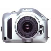 Nikon Pronea S APS-Spiegelreflexkamera mit Nikkor-Objektiven IX 30-60 mm/4,0-5,6 + IX 60-180 mm/5-5,6-21