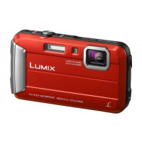 Panasonic DMC-FT25EG-R Lumix Digitalkamera (6,9 cm (2,7 Zoll) LCD-Display CCD-Sensor, 16,1 Megapixel, 4-fach opt. Zoom, 70MB interne Speicher, USB, bis 7m wasserdicht) rot-22