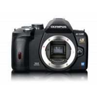 Olympus E-510 SLR-Digitalkamera (10 Megapixel, LifeView, Bildstabilisator) nur Gehäuse-22