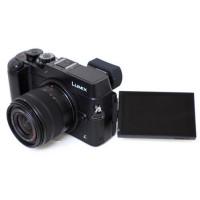 Panasonic DMC-GX8 schwarz, 12-35 F: 2,8 35-100 4-5.6: F-21