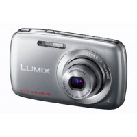 Panasonic Photo Dig. 2,7 12.1Mp 4X 28Mm Ga Hd Silber andQuot;-21