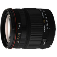 Sigma 18-200mm F3,5-6,3 DC Objektiv (62mm Filtergewinde) für Minolta / Sony-21