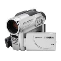 Hitachi DZ-BX35 Camcorder (DVD, SD-Card, 25-fach opt. Zoom, 6,9 cm (2,7 Zoll) Display)-21