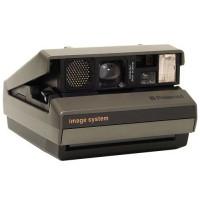 Polaroid Image System Sofortbildkamera-22