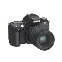 Nikon F65 QD Spiegelreflexkamera (schwarz) mit Datenrückwand-22