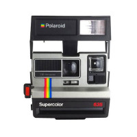 Polaroid 635 LM Supercolor Sofortbildkamera-22