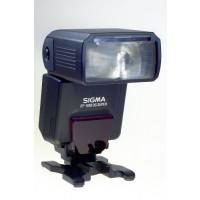 Sigma EF-500 DG Super Blitzgerät (Leitzahl 50) für Sigma-21