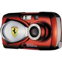 Olympus mju digital 400 Digitalkamera (4 Megapixel) limited Ferrari Edition-21
