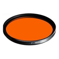 B+W F-Pro 040 Orangefilter 550 E 122-21