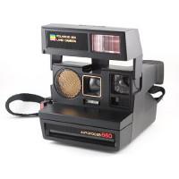 Polaroid 660 Autofocus Sofortbild-Kamera-21