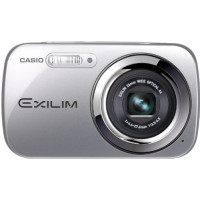 Casio Exilim EX-N5SR Digitalkamera (16,1 Megapixel, 6,9 cm (2,7 Zoll) Display, 6-fach opt. Zoom, Make-up Modus, Gesichtserkennung-Funktion) silber-22