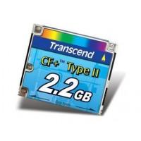 Transcend CF Typ II 2.2 GB HDD, Micro-Drive 2.54 cm-22