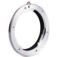 Quenox AF-Confirm Objektivadapter (Adapter, Adapterring) Leica R Canon EOS z.B. 1100D 1000D 700D 650D 600D 550D 500D 60D 50D 7D 6D-22