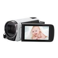 Canon Legria HF R706 Videokamera, 3 Zoll / 7,6 cm Touchscreen, optischer 32-facher Zoom, optischer Bildstabilisator, Full HD, Weiß-22