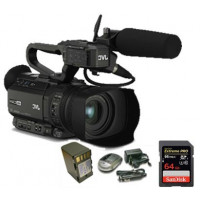 Kit Camcorder GY-HM200 JVC 4K Ready CMOS 1/2 WIFI Ottica 12x stabilizzata HDMI output 4K Ultra HD + 1 Battery + 1 Battery charger + 1 Memory Card Sandisk 64Gb 95Mb-21