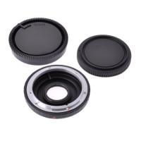 Neewer Metall-Streulicht Montageadapter mit optischem Glas für Canon FD Objektiv auf Sony Alpha/Minolta MA Monte Kameragehäuse-21