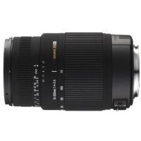 Sigma 70-300 mm F4,0-5,6 DG OS Objektiv (62 mm Filtergewinde) für Sony Objektivbajonett-21