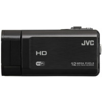 JVC SD Camcorder Black FHD SDXC 10xZoom 3.0TouchLCD WiFi GZ-VX815BEK-22