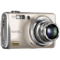 Fujifilm Finepix F80EXR Digitalkamera (12 Megapixel, 10-fach opt.Zoom, 7,6 cm Display, Bildstabilisator) silber-22
