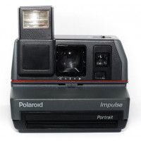 Polaroid 600 Impulse Sofortbildkamera-22