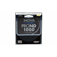 Hoya YPND100077 Pro ND-Filter (Neutral Density 1000, 77mm)-22