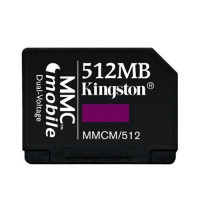 MM-Card 512MB Kingston MMC mobile-21