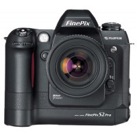 Fuji FinePix S2 Pro Digitalkamera (6,17 Megapixel) (nur Gehäuse)-22