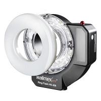 Walimex Pro RingFlash HS 400 leistungsstarker Ringblitz für schattenfreie Ausleuchtung-22
