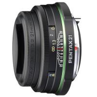 Pentax DA21F3.2AL SMC-DA 21mm / f3,2 Limited Edition Objektiv (Weitwinkel) für Pentax-21