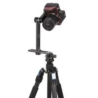 Sirui PB-10 Multiaxial Panoramakopf mit 360 Grad Nodalpunktadapter für VR Panoramen schwarz-22