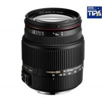 Sigma 18-200 mm F3,5-6,3 II DC OS HSM-Objektiv (62 mm Filterdurchmesser) für Canon Objektivbajonett-21