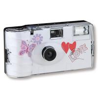 10x Hochzeitskamera Einwegkamera Butterfly-22