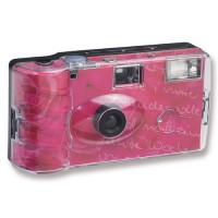 10x Hochzeitskamera Einwegkamera Rosen-22