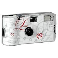 TopShot Love weiss Einwegkamera / Hochzeitskamera (27 Fotos, Blitz, 8-er Pack)-21