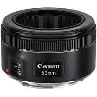 Canon EF 50mm 1:1.8 STM Objektiv schwarz-22